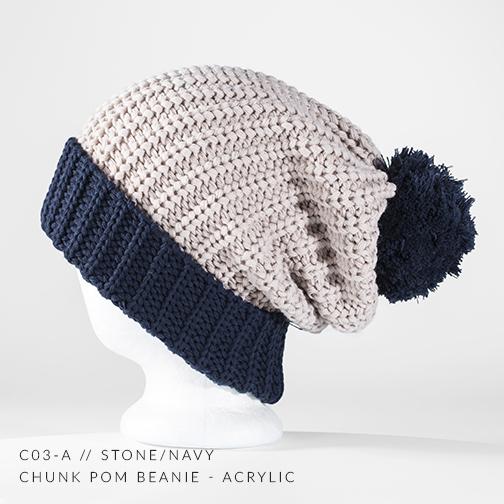 C03-A // STONE/NAVY