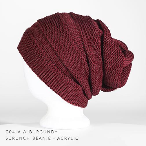 C04-A  //  BURGUNDY