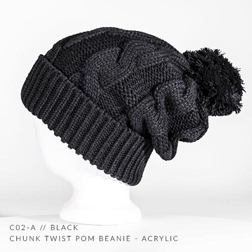 C02-A // Black