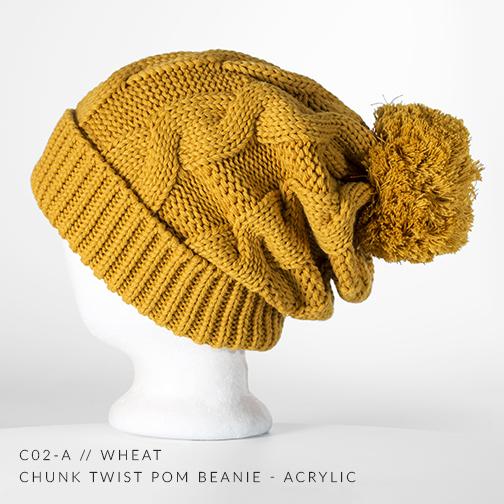 c02-A // Wheat