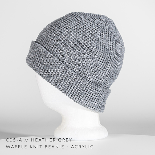 c05-A // HEATHER GREY