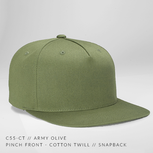 C55-CT // Army Olive