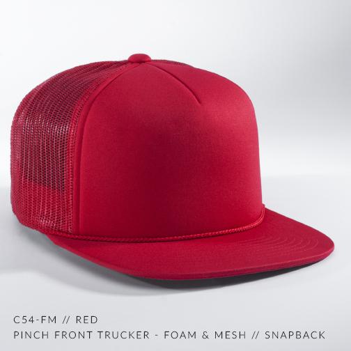 C54-FM // Red