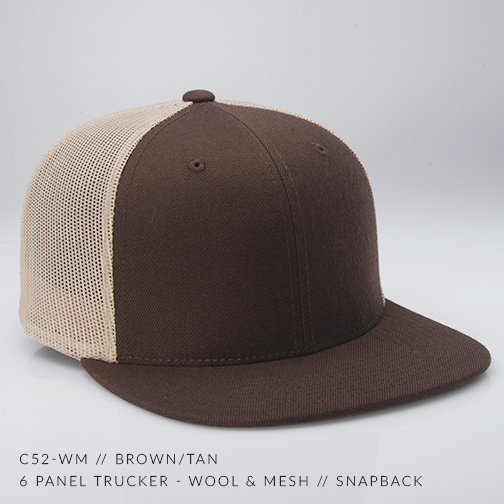 c52-WM // Brown/Tan
