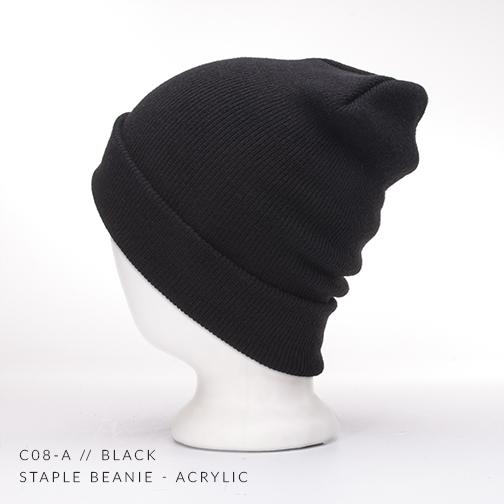 c08-A // BLACK