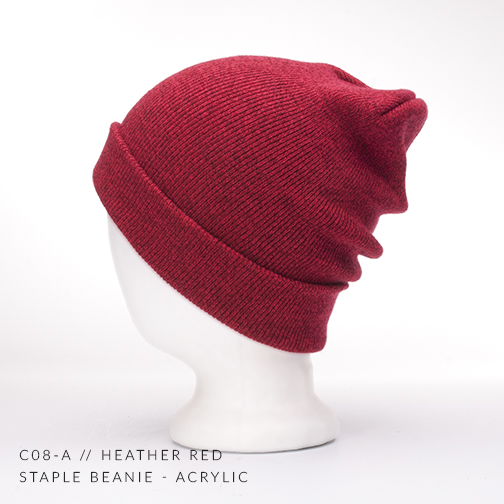 c08-A // HEATHER RED