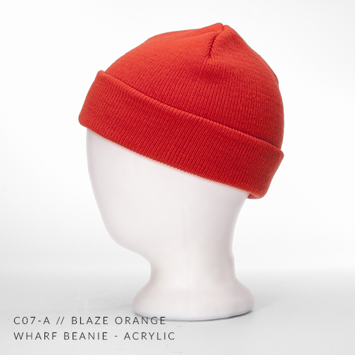 c07-A // BLAZE ORANGE