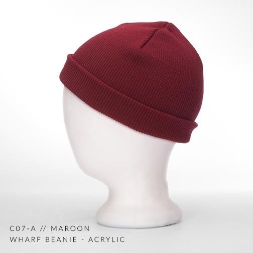 c07-A // MAROON