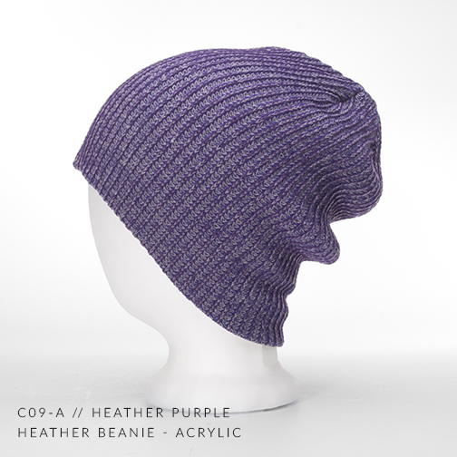 c09-A // HEATHER PURPLE