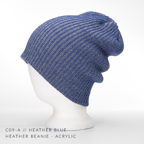 c09-A // HEATHER BLUE