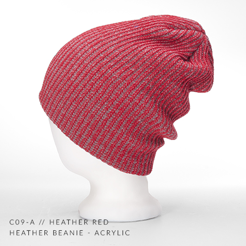 c09-A // HEATHER RED