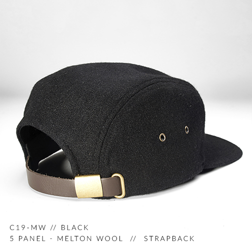 c19-MW // BLACK BACK