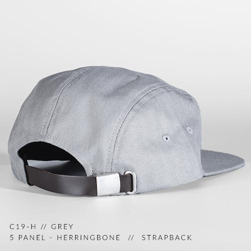 c19-H // GREY Back