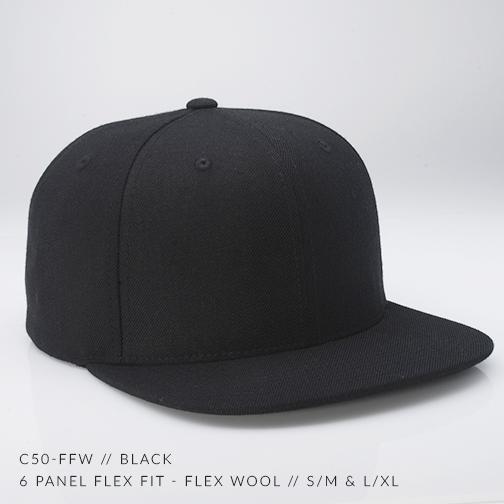c50-FFW // BLACK