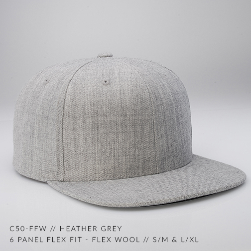 c50-FFW // HEATHER GREY