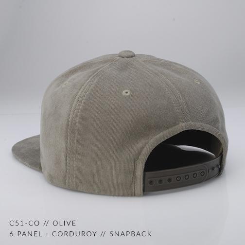 c51-CO // OLIVE BACK