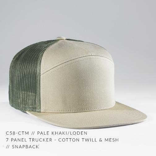 c58-CTM // PALE KHAKI/LODEN