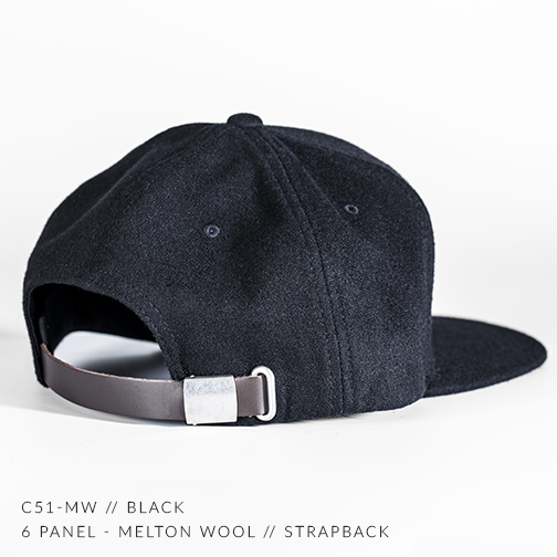 C51-MW // Black Back