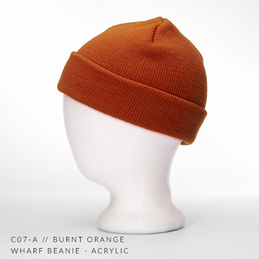 c07-A // BURNT ORANGE