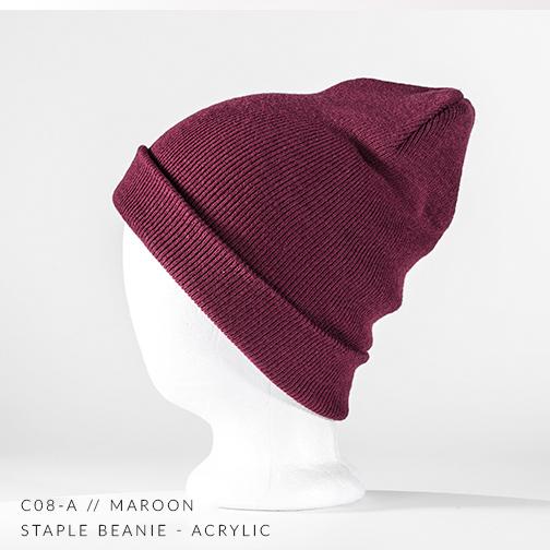 c08-A // MAROON