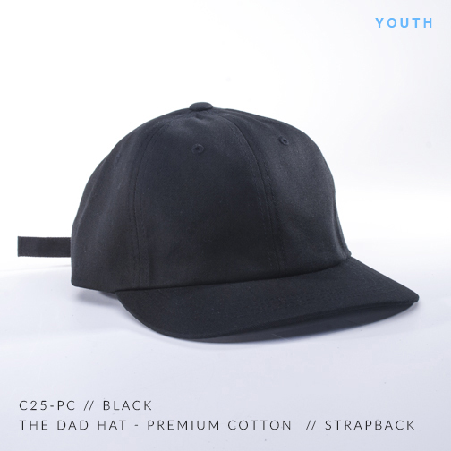 c25-PC // BLACK (YOUTH)