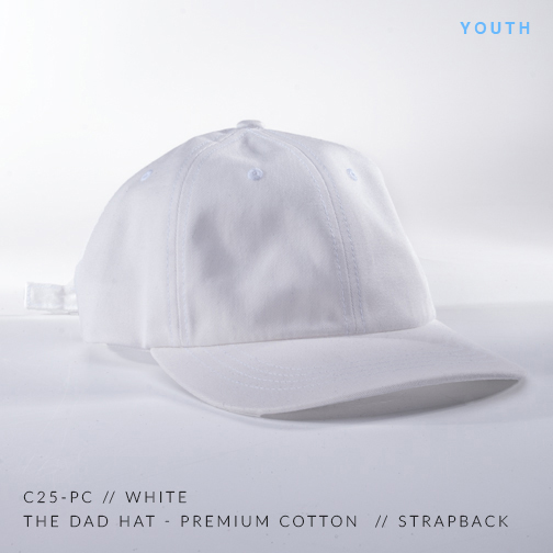 c25-PC // WHITE (YOUTH)