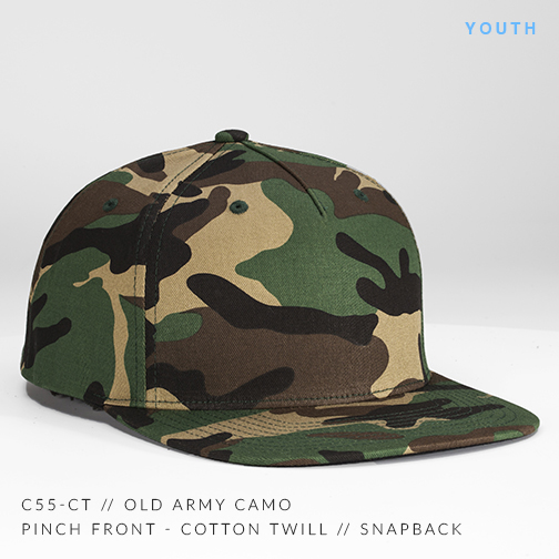 c55-CT // CAMO (YOUTH)