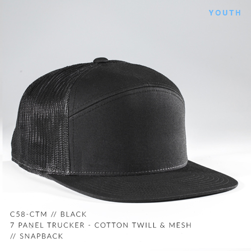 c58-CTM // BLACK (YOUTH)