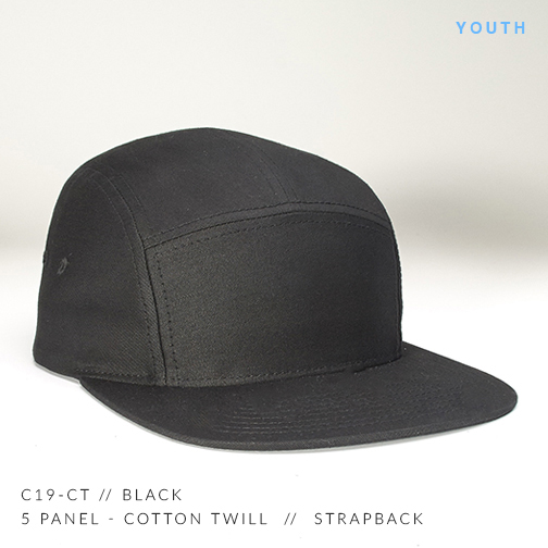 c19-CT // BLACK (YOUTH)
