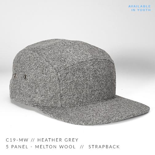 c19-MW // HEATHER GREY