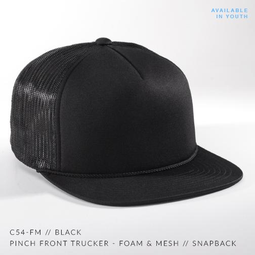 C54-FM // Black