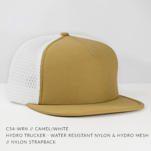 C54-WRN // CAMEL/WHITE