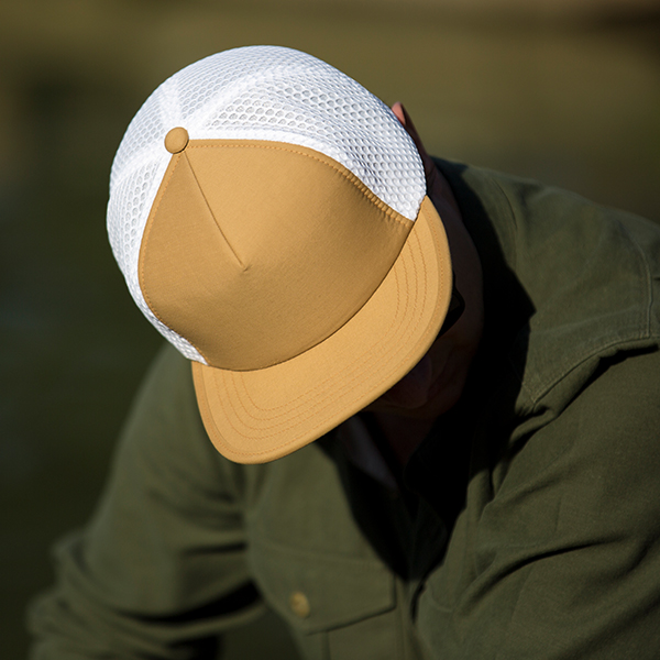 cebcd6b5511 c54-WRN    PINCH FRONT - HYDRO TRUCKER HAT    Custom Strapback