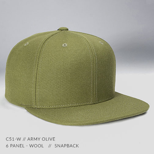 c51-W // Army Olive