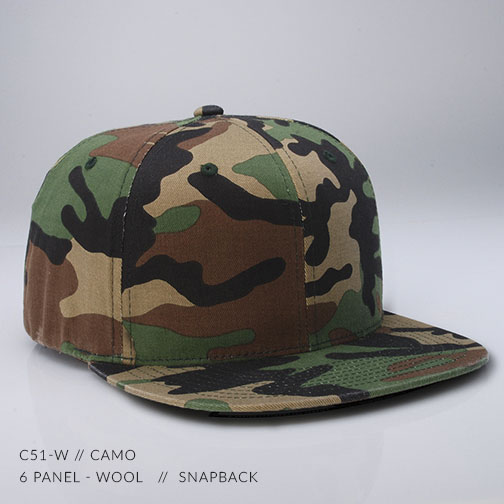 a38fc1e0bcb DOWNLOAD THE C51-W    6 PANEL - WOOL    SNAPBACK DESIGN TEMPLATE HERE