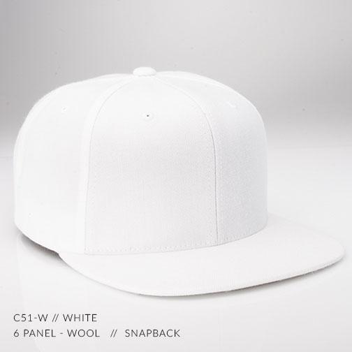 c51-W // White