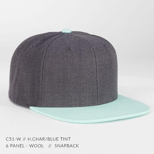 c51-W // H.Char/Blue Tint