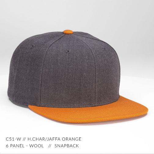 c51-W // H.Char/Jaffa Orange