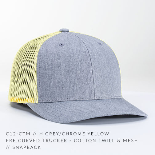 c12-CTM // H.Grey/Chrome Yellow