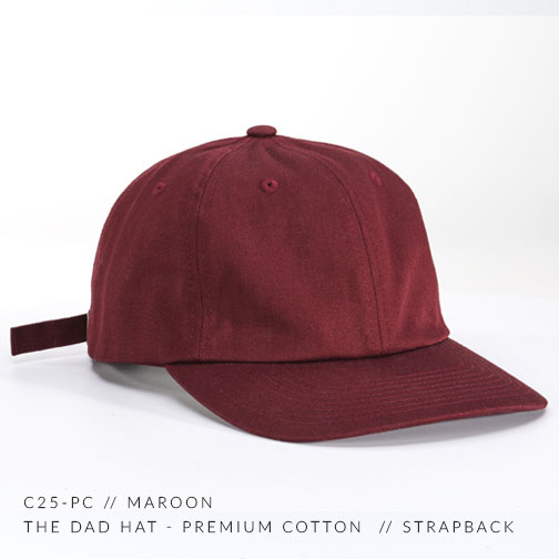 C25-PC // PALE MAROON