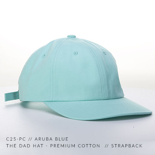 C25-PC //  ARUBA BLUE