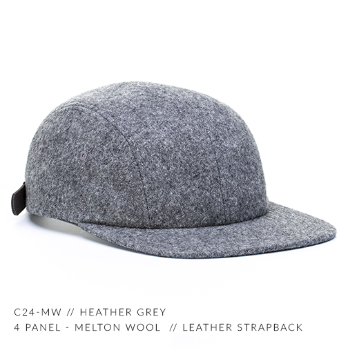 c24-MW // HEATHER GREY