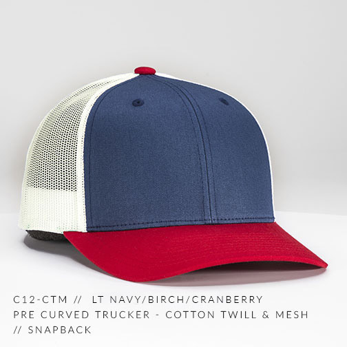 c12-CTM // Lt. Navy/Birch/Cranberry