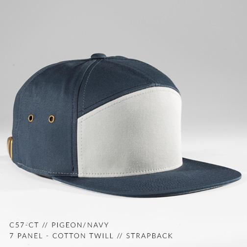 c57-CT // PIGEON/NAVY