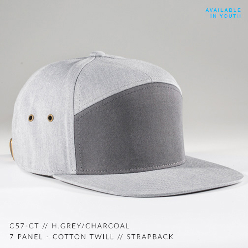 c57-CT // CHARCOAL/H.GREY