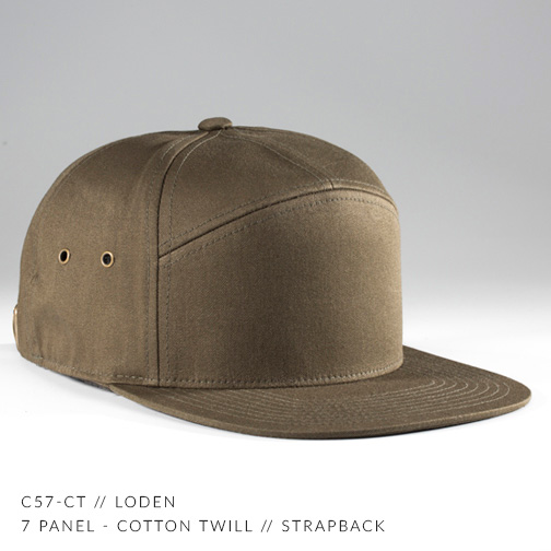 c57-CT // DARK LODEN