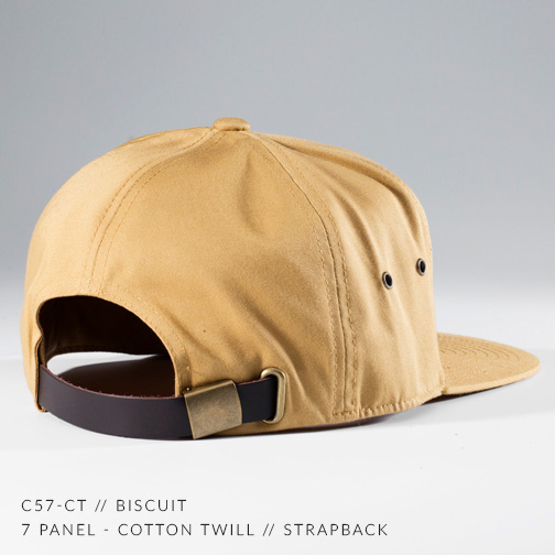 c57-CT // BISCUIT BACK