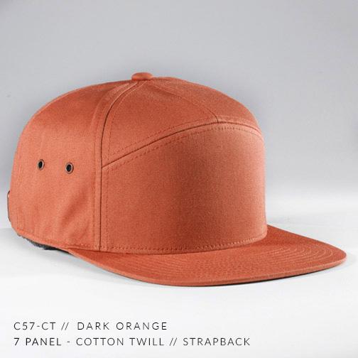 c57-CT // DARK ORANGE