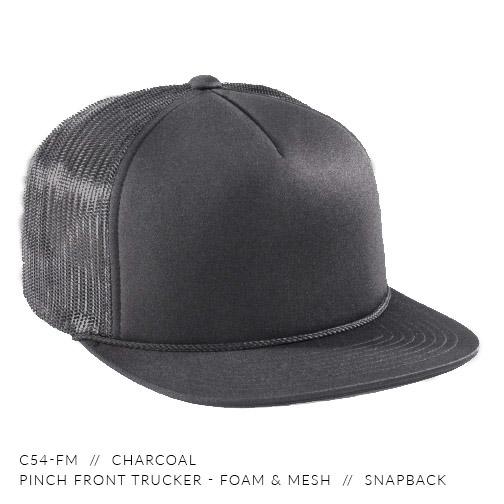 C54-FM // CHARCOAL