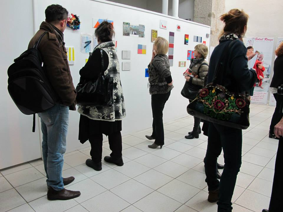 Hang'Art Gallery,   Rue Dominique Villars 5,   Grenoble,   France    Shawn Stipling, Roland Orépück, Shane Drinkwater, Emma Langridge, Michael Perlbach, Gert Scheerlinck, Tobias Wenzel, ...